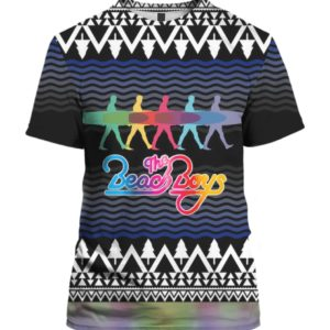 The Beach Boys Band 3D Print Ugly Christmas Sweater