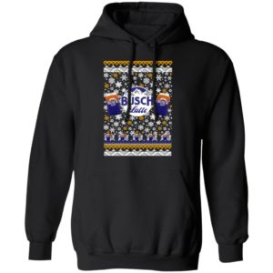 Busch Latte Beer Ugly Christmas Sweater
