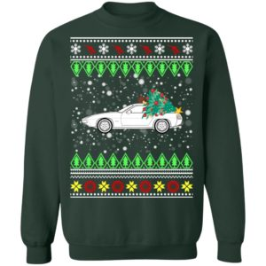 Porsche 928 Ugly Christmas Sweater