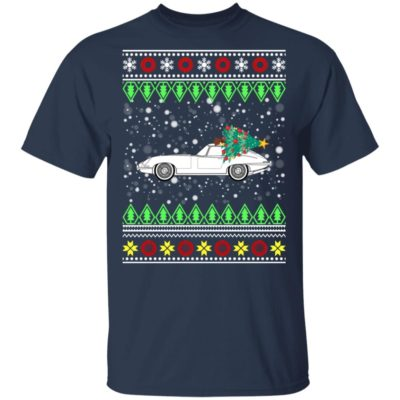 Jagur E-Type Classic Car Ugly Christmas Sweater