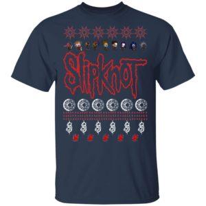 Slipknot Ugly Christmas Sweater, Hoodie