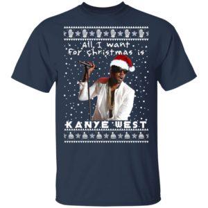Kanye West Rapper Ugly Christmas Sweater, Hoodie