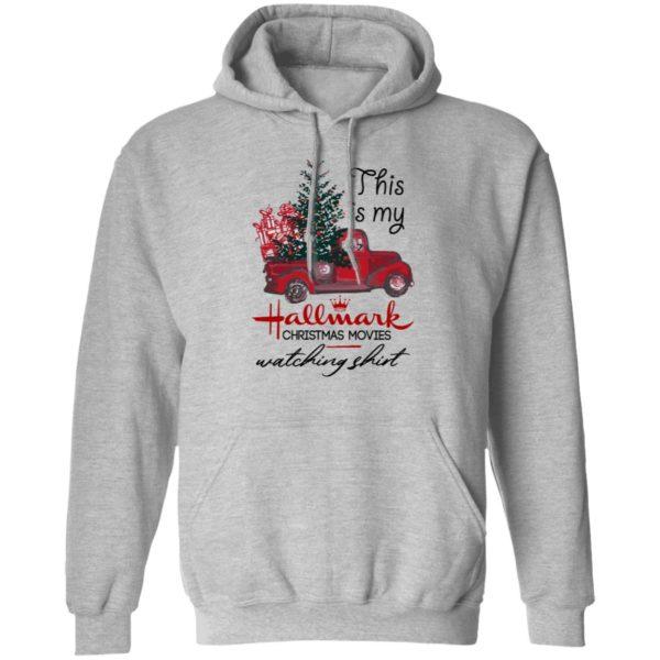 This Is My Hallmark Christmas Movies Watching Shirt, Sweatshirt