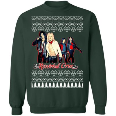 Motley Crue Ugly Christmas Sweater