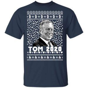 President 2020 Tom Steyer Ugly Christmas Shirt