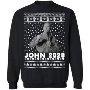 President 2020 John Delaney Ugly Christmas Shirt