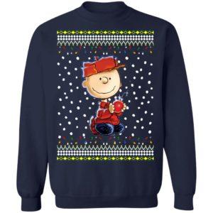 A Charlie Brown Christmas Sweater Sweatshirt, Long Sleeve, Hoodie