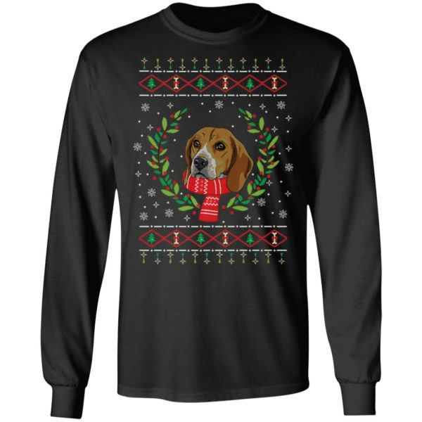 Beagle Ugly Christmas Jumper Sweater, T-Shirt, Hoodie