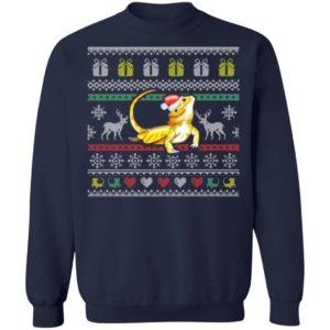Bearded Dragon Ugly Christmas Sweater, Hoodie, Sweatshirt