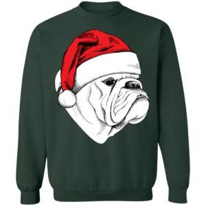 Bulldog Ugly Christmas Sweatshirt, Hoodie