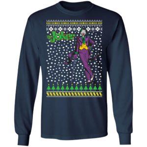 Joker Ugly Christmas Sweater
