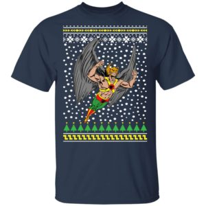 Hawkman Ugly Christmas Sweater