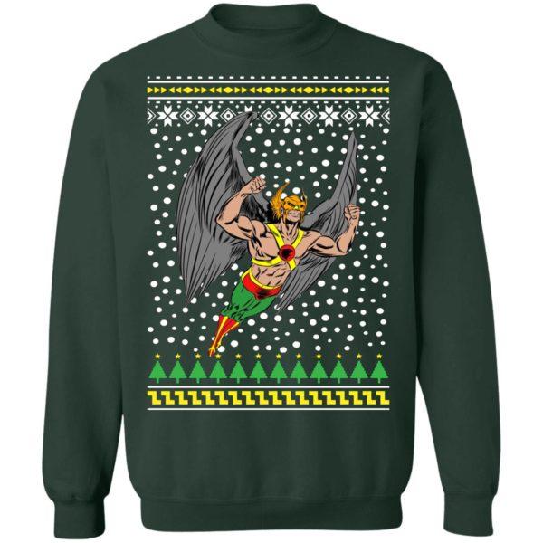 Hawkman Ugly Christmas Sweater