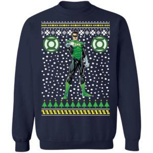 Green Lantern Ugly Christmas Sweater