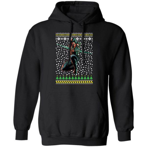 Green Arrow Ugly Christmas Sweater