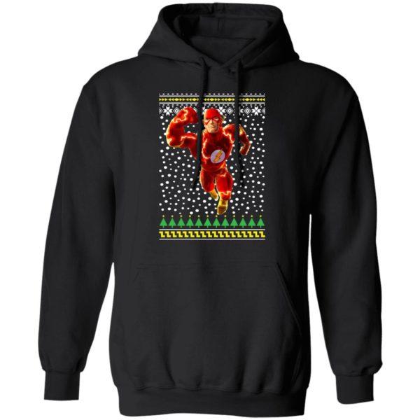 Flash Run Ugly Christmas Sweater