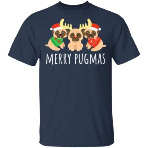 Merry Pugmas Pug Dog Ugly Christmas