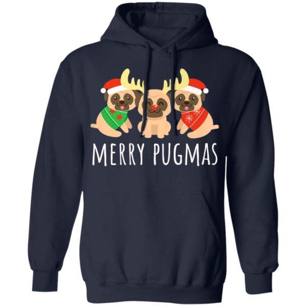 Merry Pugmas Pug Dog Ugly Christmas