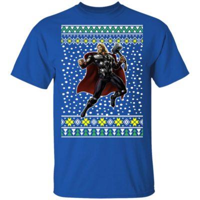 Thor Ugly Christmas