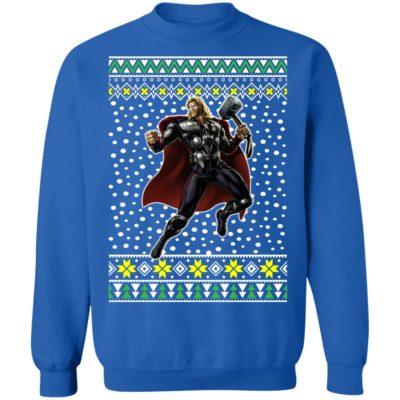 Thor Ugly Christmas Sweater