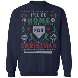 Baseball Ugly Christmas Sweater