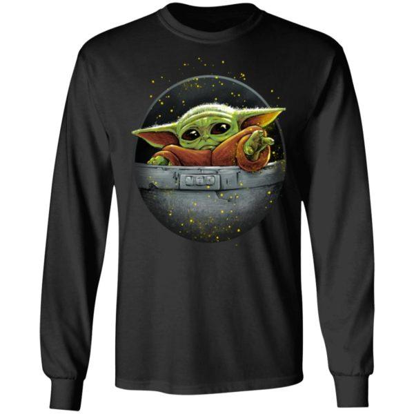 Cute Force Shirt - Mandalorian Baby Yoda