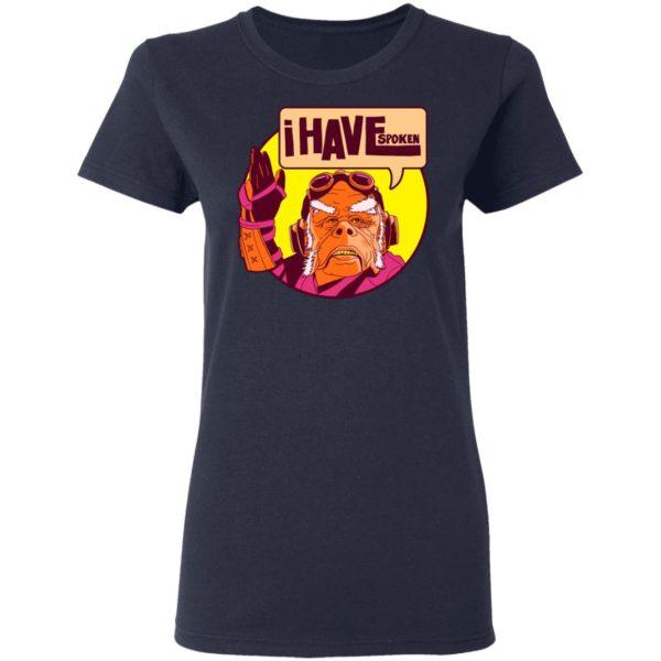 I Have Spoken Mandalorian Kuiil T-Shirt
