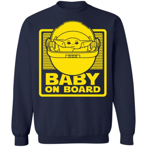 50 year old baby on board