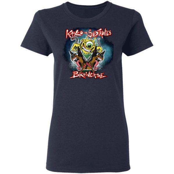 Kayzo x Subtronics Braincase Shirt