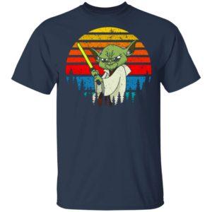 Baby Yoda vintage shirt