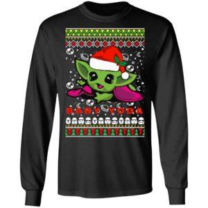 Baby Yoda Santa Hat Ugly Christmas
