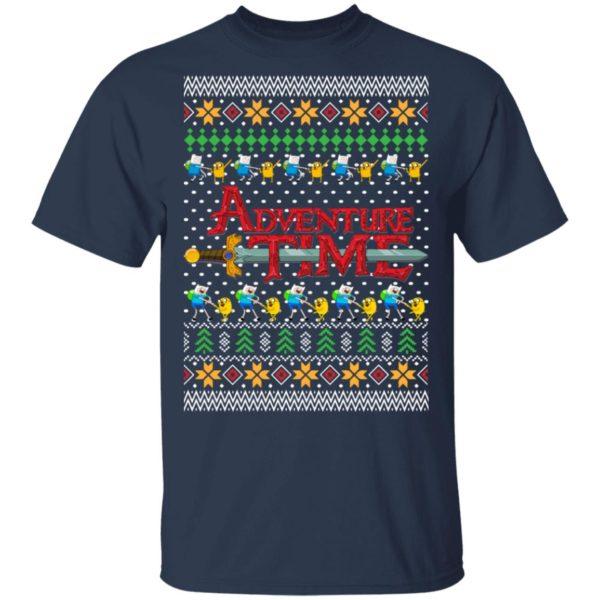 Adventure Time Ugly Christmas