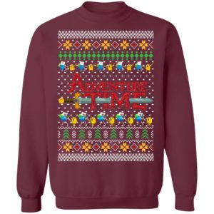 Adventure Time Ugly Christmas Sweater