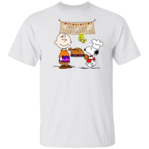 Snoopy Happy Thanksgiving Happy Turkey Day Shirt, Hoodie, Long Sleeve