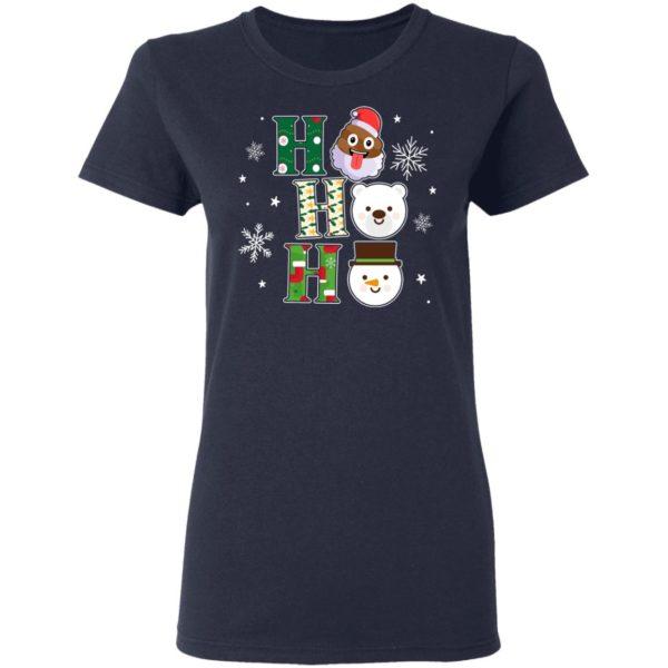 Hohoho christmas shirt