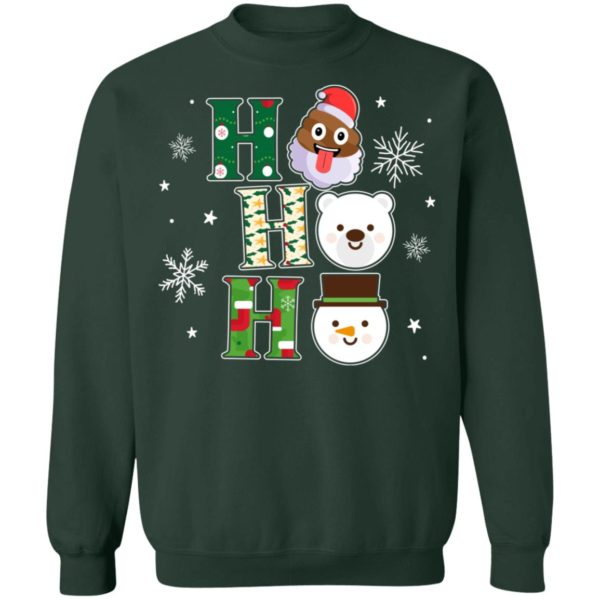 Hohoho christmas sweater