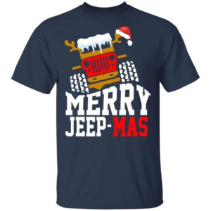 Merry jeep mas shirt