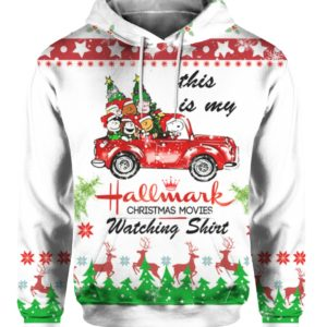 Snoopy Hallmark Ugly Christmas 3D Print Sweater, Hoodie, Shirt