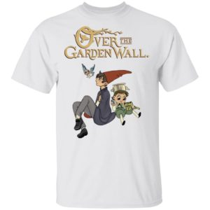 Over the Garden Wall Wirt and Greg Shirt Hoodie Ls