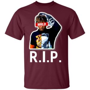 RIP Rest In Peace Juice Wrld Shirt