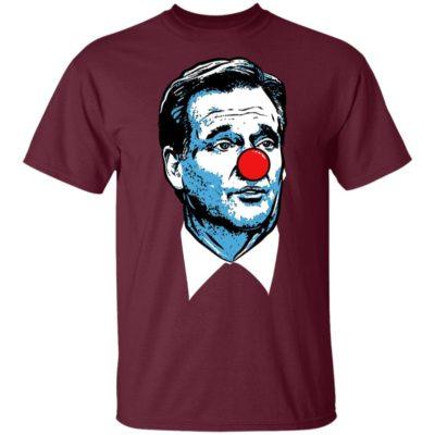 Feitelberg Roger Goodell Is A Clown Shirt