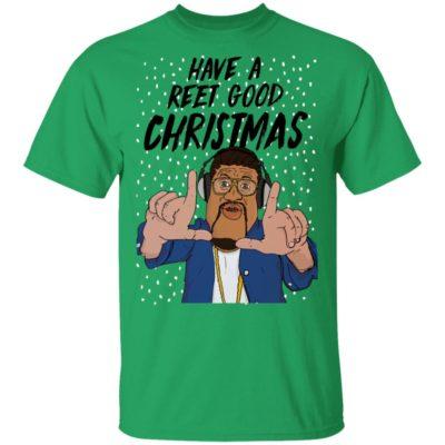 Bo Selecta Craig David Have a Reet Good Christmas Sweatshirt