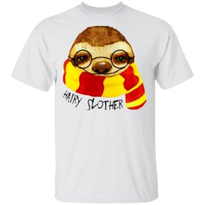 Hairy Slother Sloth Lovers Shirt
