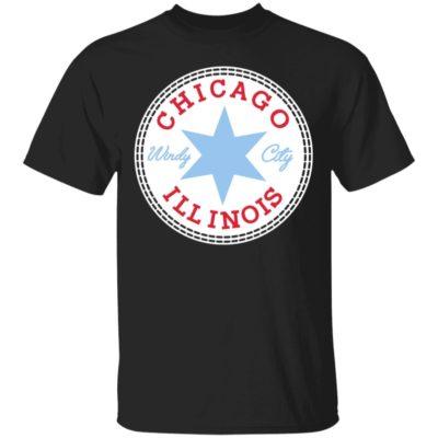 Chicago Illinois Windy City Shirt