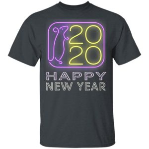 Happy New Year 2020 T-Shirt Year Of The Rat T-Shirt