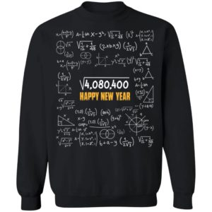 Square Root of 4080400 Happy New Year 2020 Funny Math