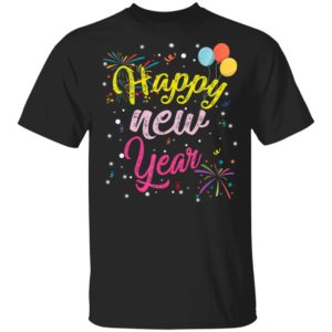 Happy New Year 2020 Firework T-Shirt