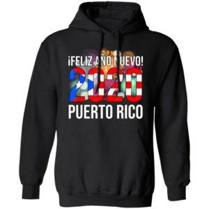 Happy New Year 2020 - iFeliz Ano Nuevo - Puerto Rico Boricua