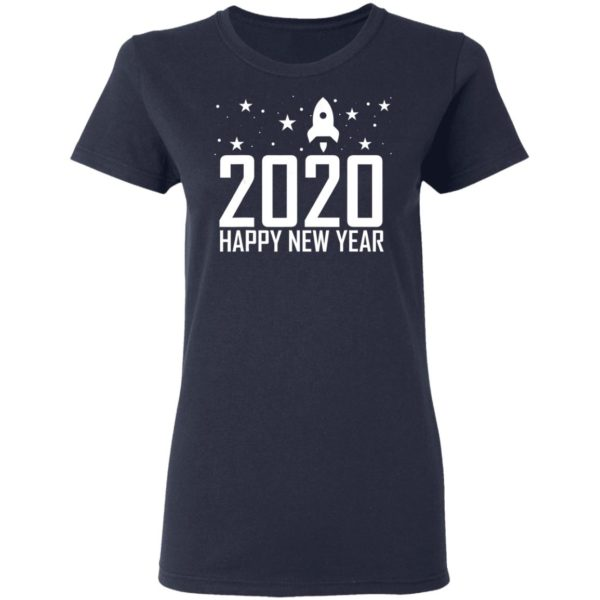 Merry Christmas and Happy New Year 2020 T-Shirt