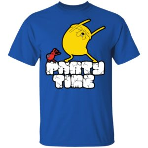 Jake the Dog Party Adventure Time Shirt Hoodie